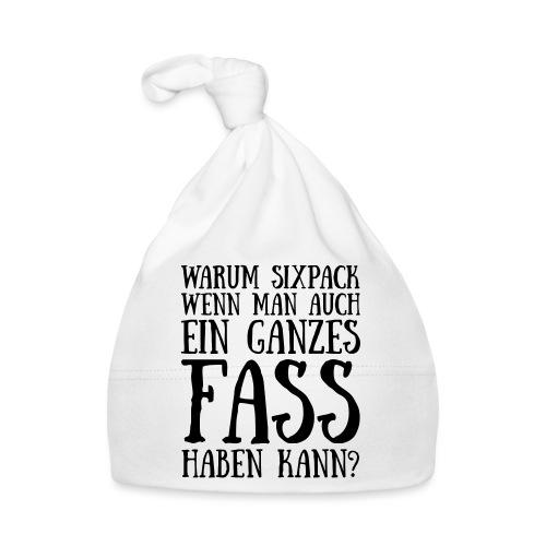 Sixpack vs. Fass - Baby Mütze