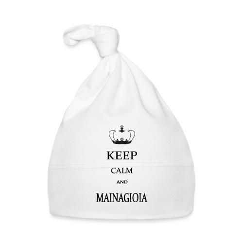 keep calm mainagioia-01 - Cappellino neonato