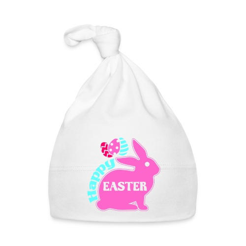 Happy Easter - Frohe Ostern - Baby Mütze