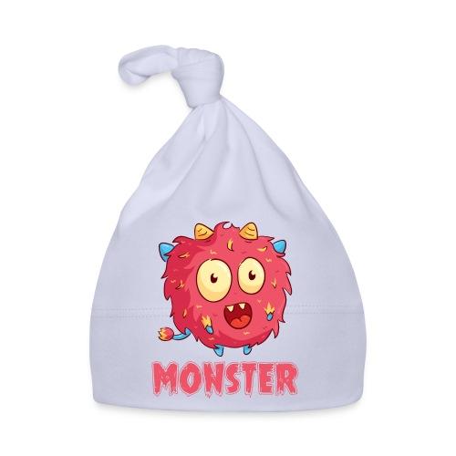 I've created a monster Partnerlook - Baby Mütze
