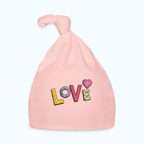 Love is everything - Baby Cap