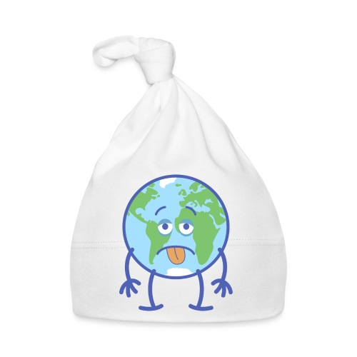 Poor Earth feeling exhausted - Baby Cap