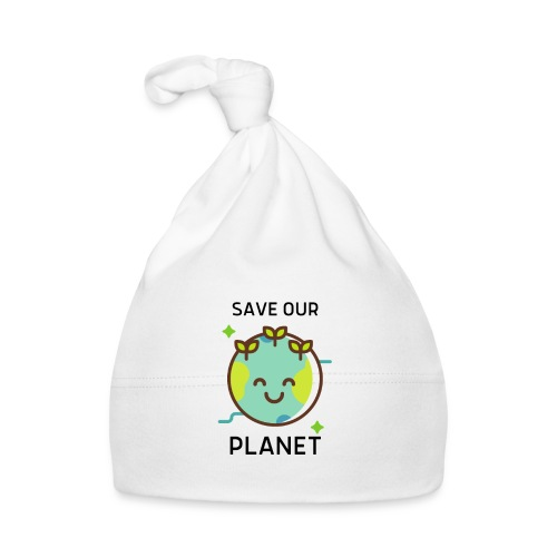 Save our planet LIGHT - Baby Cap