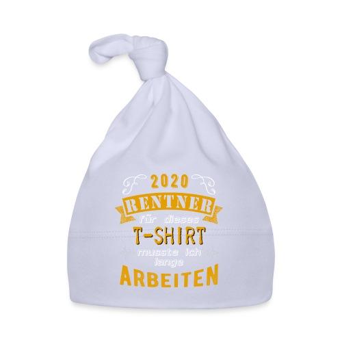 Rentner 2020 | Rente Geschenk Ruhestand Lustig - Baby Mütze