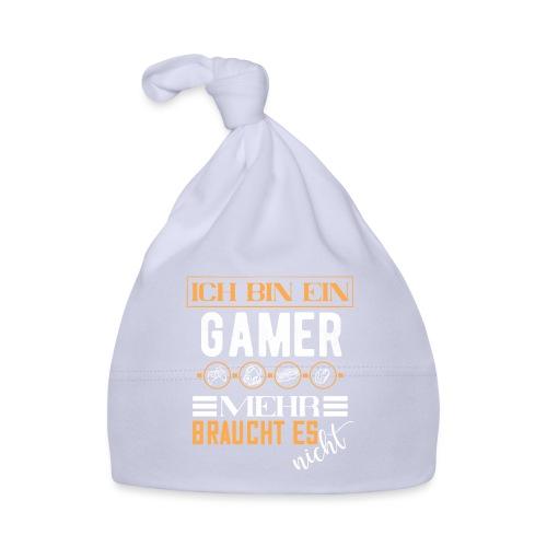Ich bin ein Gamer mehr braucht es nicht | Gaming - Baby Mütze