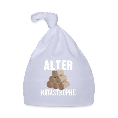Alter Katastrophe Toilettenpapier | Spruch Lustig - Baby Mütze