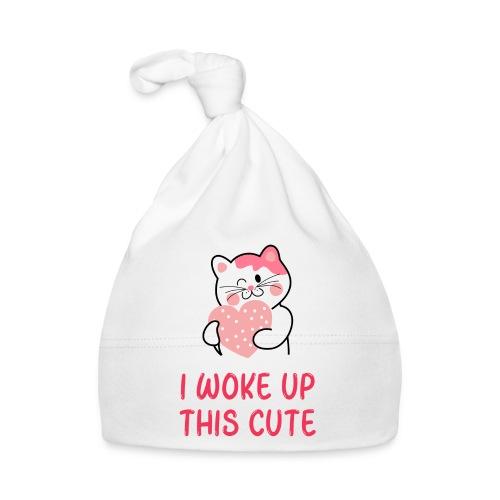I woke up this cute - Babys lue