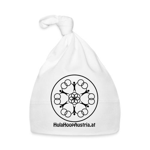 Hula Hoop Austria Logo Black - Baby Mütze