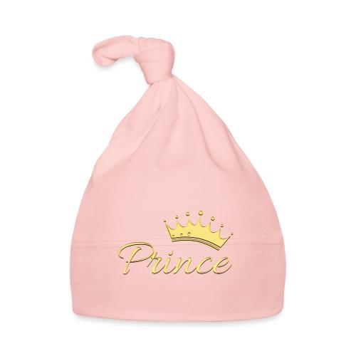 Prince Or -by- T-shirt chic et choc - Bonnet Bébé