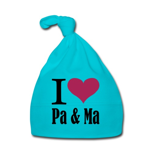 i love pa ma - Muts voor baby's