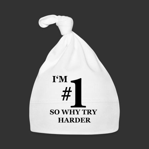 T-shirt, I'm #1 - Babymössa