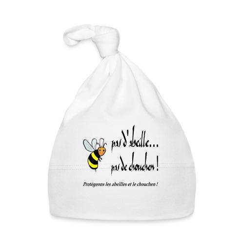 Pas d'abeille, pas de chouchen - Bonnet Bébé
