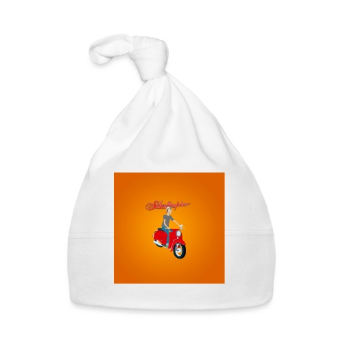 Schwalbe Comic Logo - Baby Mütze