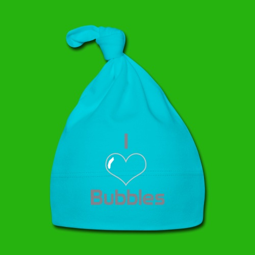 I Love Bubbles Shirt - Baby Cap