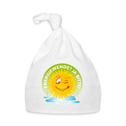 Energiewende Ja bitte - Baby Mütze