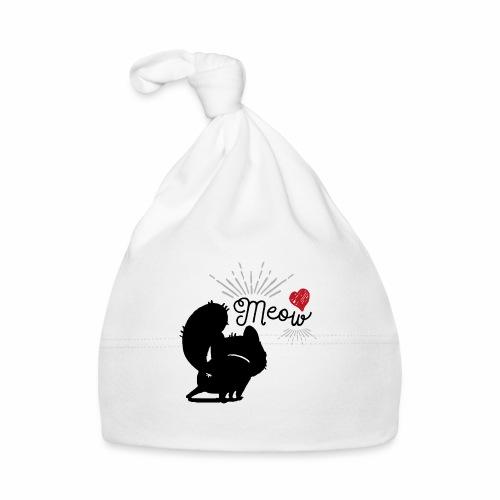 gatto meow - Cappellino neonato