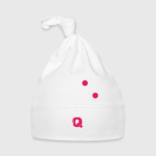 T-shirt FUQU logo colore bianco - Cappellino neonato