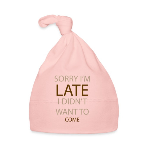 Sorry im late - Babyhue