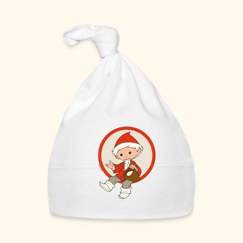 Sandmännchen streut Sand - Baby Mütze