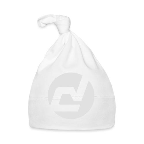 logo blanc - Bonnet Bébé