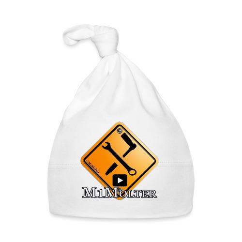 M1Molter logo - Baby Mütze