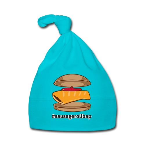 Sausage Roll Bap - Baby Cap