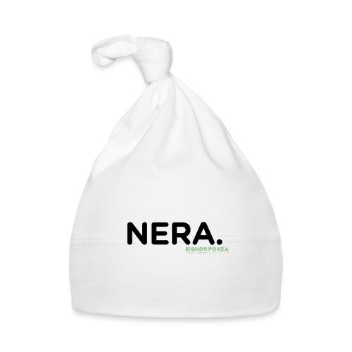 NERA. - Cappellino neonato