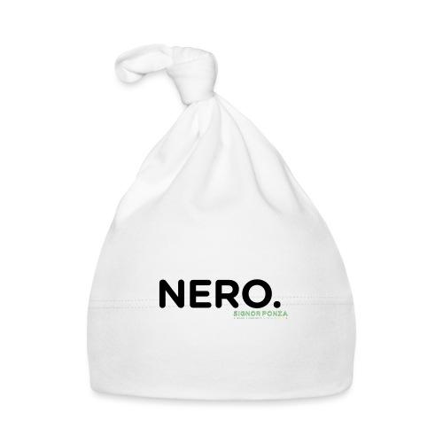 NERO. - Cappellino neonato