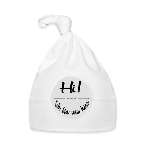 Hi! Ich bin neu hier - Baby Mütze