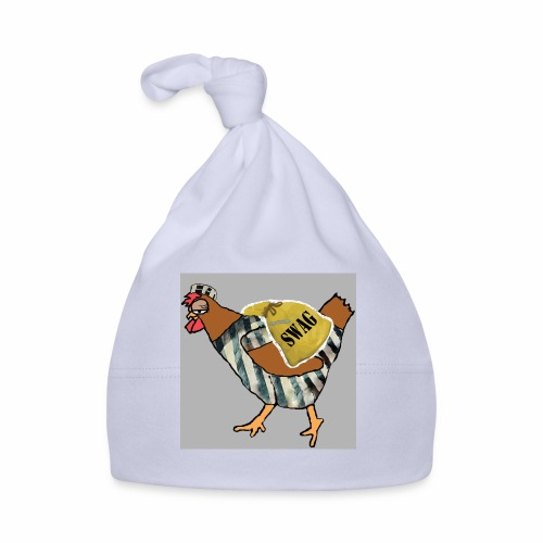 SWAG Chicken Logo - Baby Cap