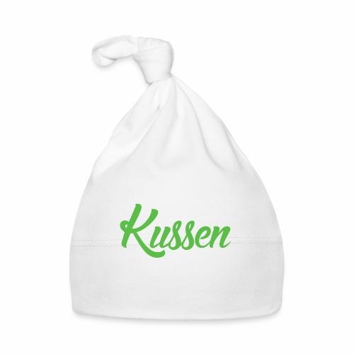 Kussen.website kussensloop groen - Muts voor baby's