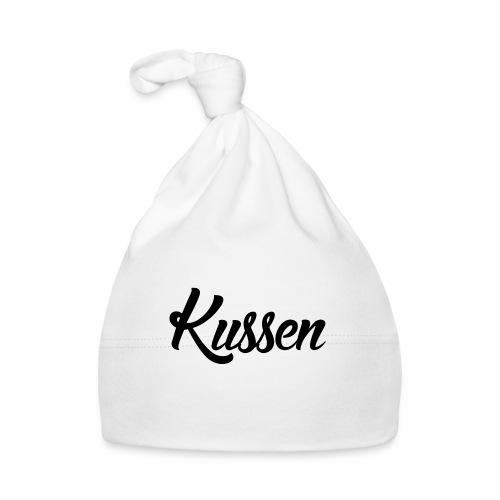 Kussen.website kussensloop zwart - Muts voor baby's