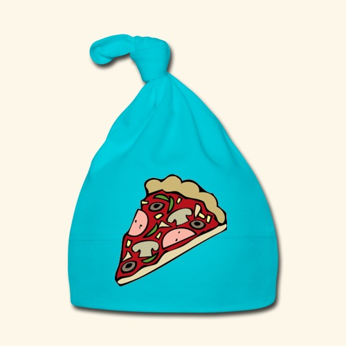 Pizza - Bonnet Bébé