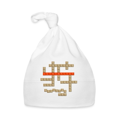 Scrabble - Switzerland - Baby Mütze