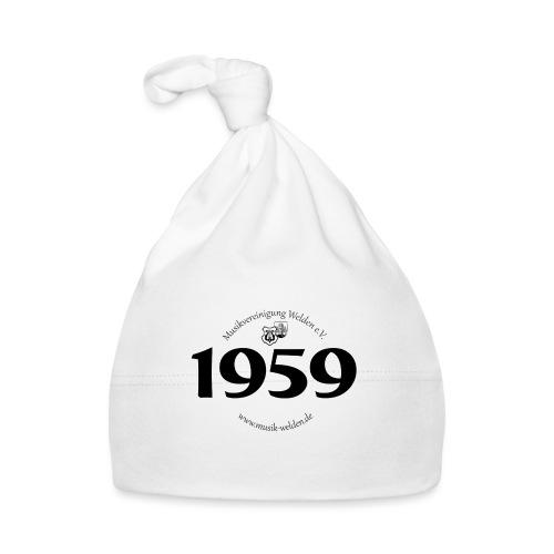 MVW 1959 sw - Baby Mütze