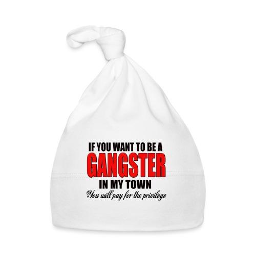 ville gangster - Bonnet Bébé