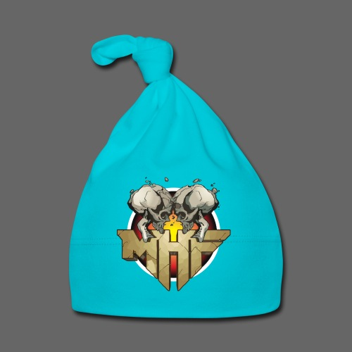 new mhf logo - Baby Cap