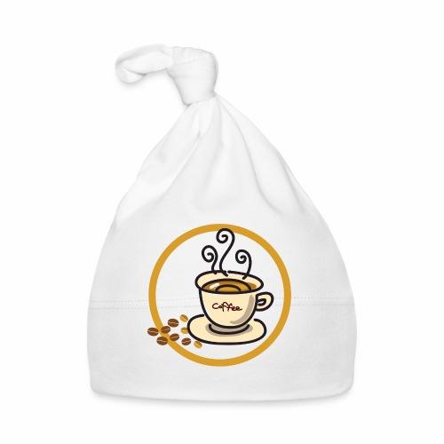 Kaffeeemblem - Baby Mütze