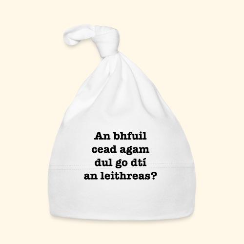 An Bhfuil Cead? - Baby Cap