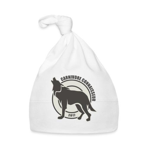 Fleischfresser - Grillshirt - Der mit dem Wolf heu - Baby Mütze