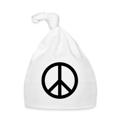 Peace Teken - Muts voor baby's