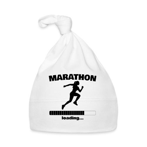 Marathon loading... Baby Motiv - Baby Mütze