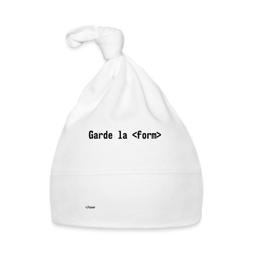 Design_dev_blague - Bonnet Bébé