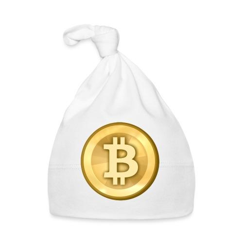 Bitcoin Gold Coin - Baby Cap
