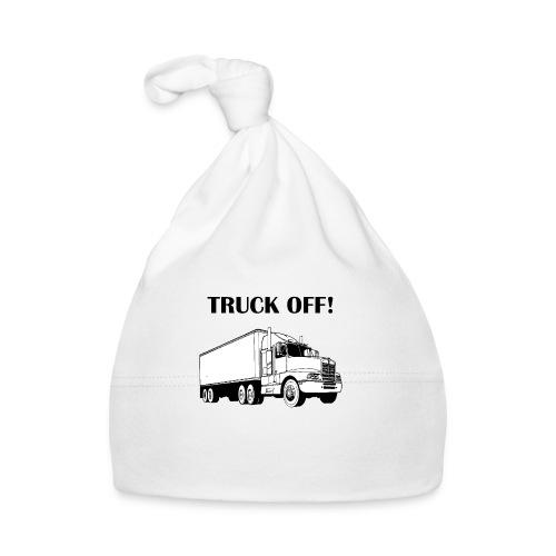 Truck off! - Baby Cap