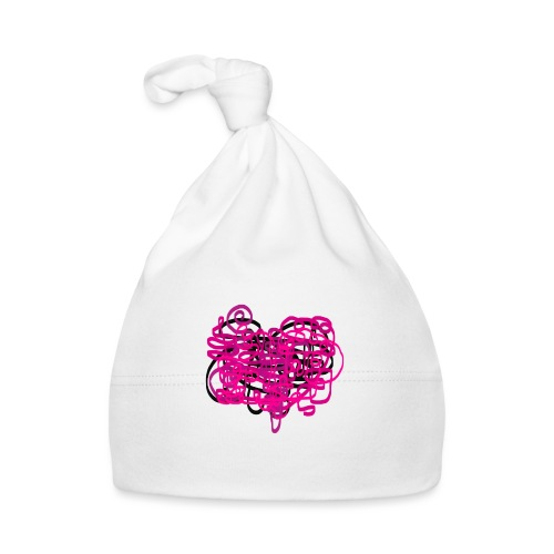 delicious pink - Baby Cap