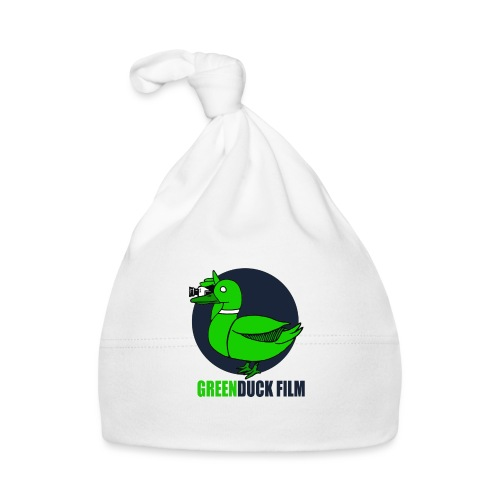 Greenduck Film Dark Blue Logo - Babyhue