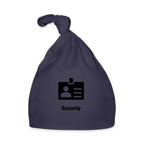 Security - Baby Mütze