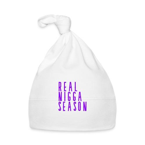 real nigga season paars - Muts voor baby's