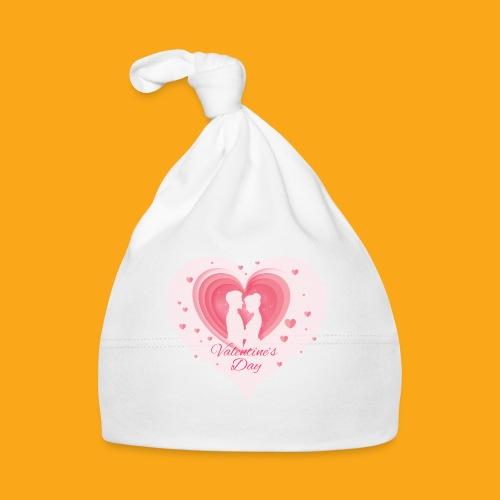 Valentinstag - Baby Mütze